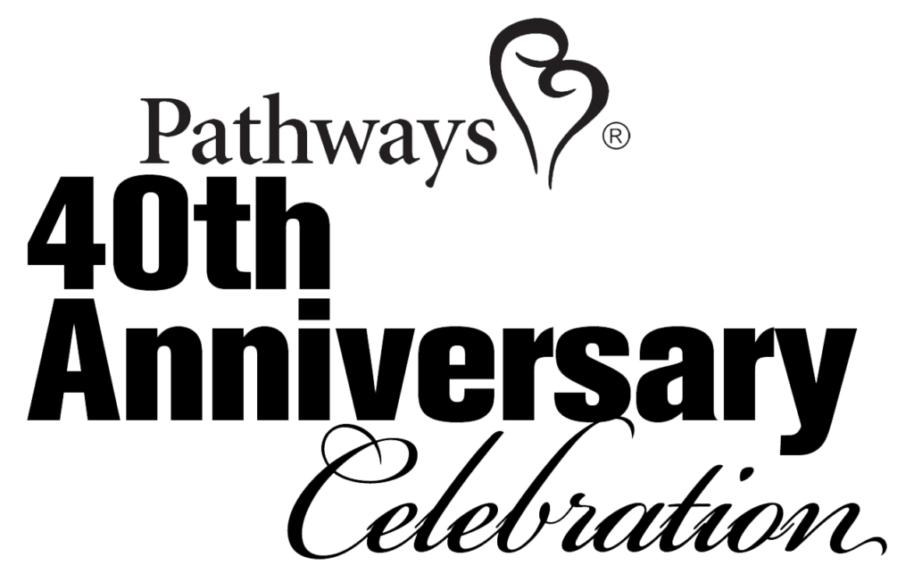 pathways 40th logo