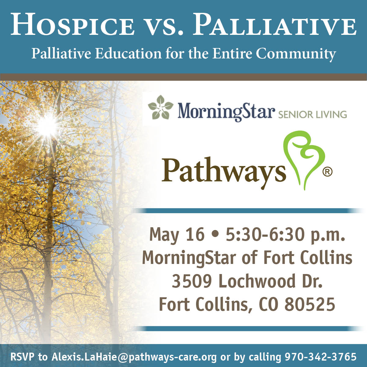 hospice vs palliative