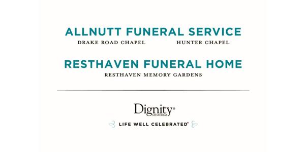 allnutt funeral